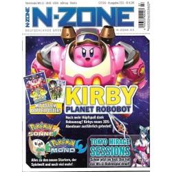 N-Zone 07/2016 - Ausgabe 231 - Kirby Planet Robobot