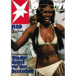 stern Heft Nr.2 / 30 Dezember 1976 - Rio, die verkommene Schöne