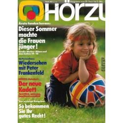 HÖRZU 39 / 29 Sep. bis 5 Okt. 1984 - Beckenbauer?