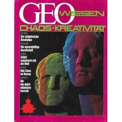Geo Wissen Nr. 2/1990 - Chaos + Kreativität