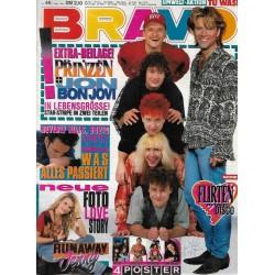 BRAVO Nr.46 / 11 November 1993 - Prinzen + Jon Bon Jovi