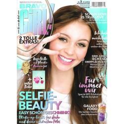 Bravo Girl Nr.3 / 21.2.2018 - Selfie Beauty