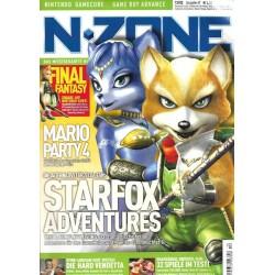 N-Zone 12/2002 - Ausgabe 67 - Starfox Adventures