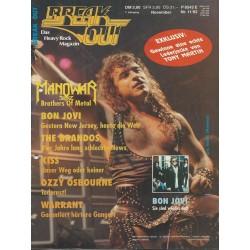 Breakout Heft Nr.11 von 1992