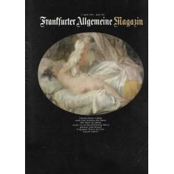 Frankfurter Allgemeine Magazin Heft 109 / April 1982 - Cupido