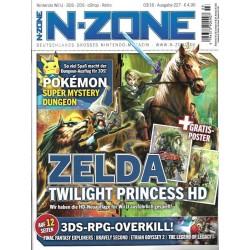 N-Zone 03/2016 - Ausgabe 227 - Zelda Twilight Princess HD