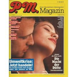 P.M. Ausgabe Januar 1/1990 - Die Macht der Düfte