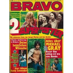 BRAVO Nr.16 / 11 April 1974 - Alles über Michael Gray