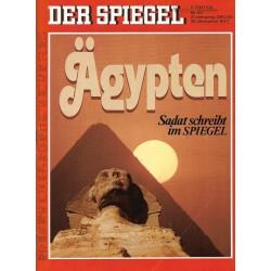 Der Spiegel Nr.53 / 26 Dezember 1977 - Ägypten