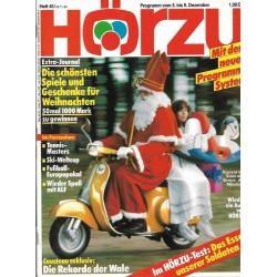 HÖRZU 48 / 3 bis 9 Dezember 1988 - Der Nikolaus