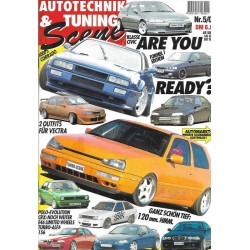 Autotechnik & Tuning Scene Nr.5/ 2000 - Are you Ready?