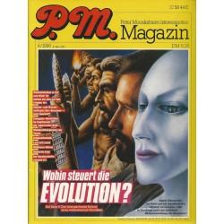 P.M. Ausgabe April 4/1990 - Wohin steuert die Evolution?