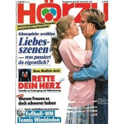 HÖRZU 26 / 30 Juni bis 6 Juli 1990 - Liebes-Szenen