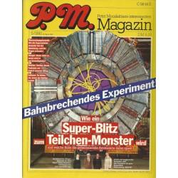 P.M. Ausgabe Mai 5/1990 - Bahnbrechendes Experiment