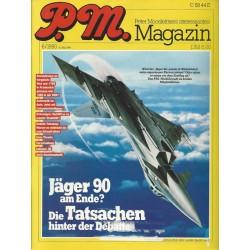 P.M. Ausgabe Juni 6/1990 - Jäger 90 am Ende?