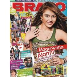 BRAVO Nr.13 / 24 März 2010 - Pass auf, Miley Cyrus
