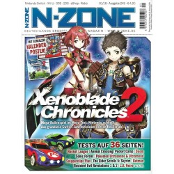 N-Zone 01/2018 - Ausgabe 249 - Xenoblade Chronicles 2