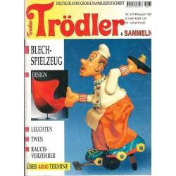 Trödler & Sammeln Nr.237 / August 1999 - Design