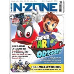 N-Zone 11/2017 - Ausgabe 247 - Super Mario Odyssey
