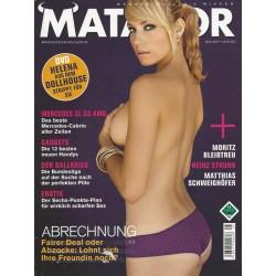 Matador Mai 2008 - Emma aus Kapstadt