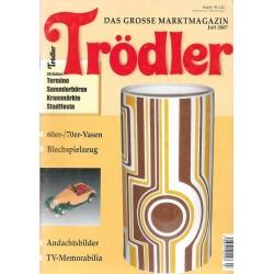Trödler Juli 2007 - 60er bis 70er Vasen