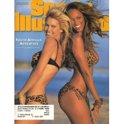US-Sports Illustrated 29 January 1996 - Valeria Mazza & Tyra Banks