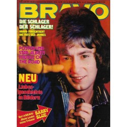 BRAVO Nr.2 / 3 Januar 1974 - Barry Blue