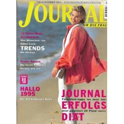 Journal Nr.1 / 27 Dezember 1994 - Journal Erfolgs Diät