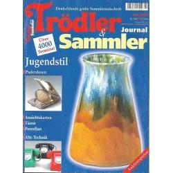 Trödler & Sammler  Juli 2002 - Jugendstil