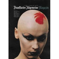Frankfurter Allgemeine Magazin Heft 148 / Dez. 1982 - Punk
