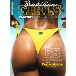 Special Edition Brazilian Girls - 55 schönsten der Copacabana