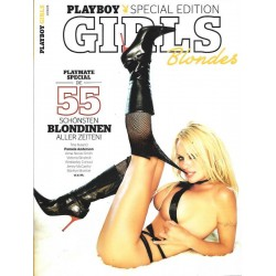 Special Edition Playboy Girls - 01/2015 - 55 schönste Blondinen