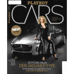 Special Edition Playboy Cars - Der Jaguar F-Type