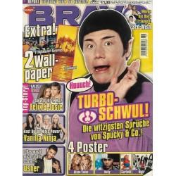BRAVO Nr.36 / 25 August 2004 - Turbo Schwul!