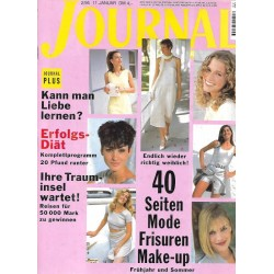 Journal Nr.2 / 11 Januar 1995 - Mode Frisuren Make-up