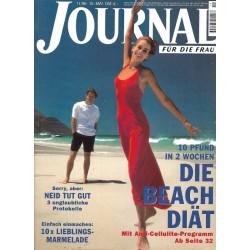 Journal Nr.11 / 15 Mai 1996 - Die Beach Diät