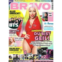 BRAVO Nr.10 / 19 August 2020 - Katja Krasavice