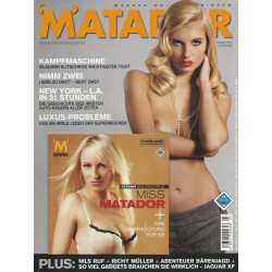 Matador März 2008 - Sexy Julia