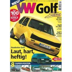 VW Scene Special Nr.2/ 2001 - Laut, hart, heftig!