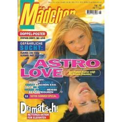 Mädchen Nr.16 /  27 Juli 1994 - Astro Love