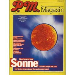 P.M. Ausgabe Juli 7/1990 - Das innere der Sonne
