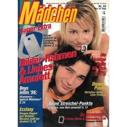 Mädchen Nr.10 /  30 April 1996 - Liebes Amulett