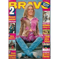 BRAVO Nr.36 / 29 August 1974 - Maggie Mae