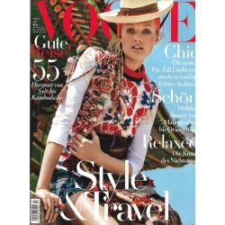 Vogue 7/Juli 2015 - Toni Garrns Style & Travel