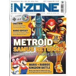 N-Zone 10/2017 - Ausgabe 246 - Metroid