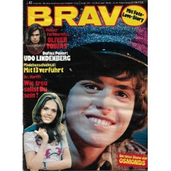 BRAVO Nr.42 / 10 Oktober 1974 - Donny Osmond