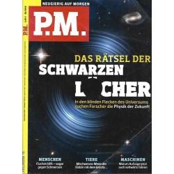 P.M. Ausgabe Februar 2/2019 - Schwarze Löcher