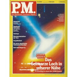 P.M. Ausgabe Oktober 10/1990 - Das schwarze Loch