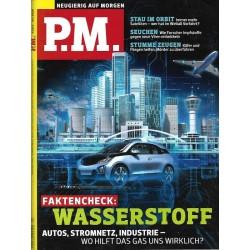 P.M. Ausgabe April 4/2020 - Wasserstoff