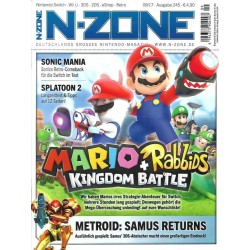 N-Zone 09/2017 - Ausgabe 245 - Mario + Rabbids